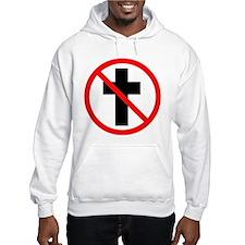 No Christianity Hoodie