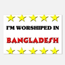 I'm Worshiped In Bangladesh Postcards (Package of