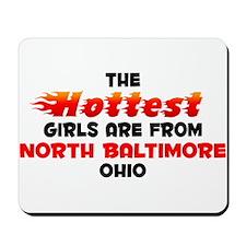 Hot Girls: North Baltim, OH Mousepad