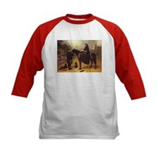 Queen Victoria on a horse. Tee