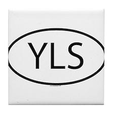 YLS Tile Coaster