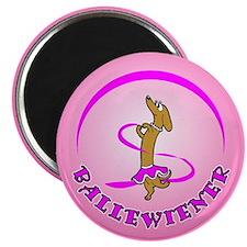 Ballet Wiener Magnet