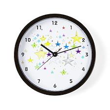 Starz Wall Clock