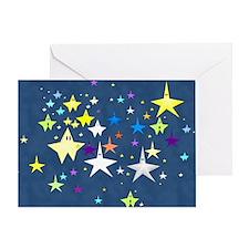 Starz Greeting Card
