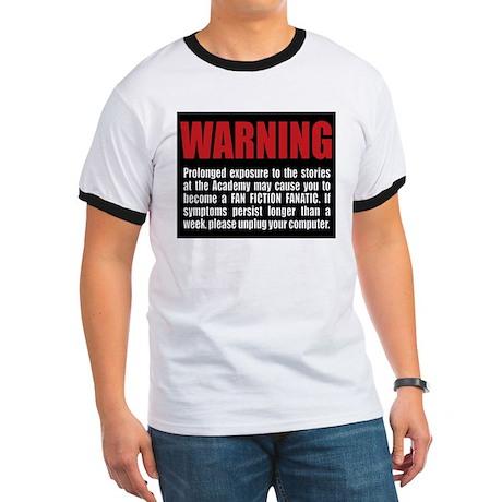 CLASSIC! WARNING Ringer T