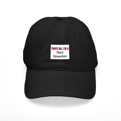 Trust Me I'm a Clinical Cytogeneticist Black Cap