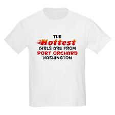 Hot Girls: Port Orchard, WA T-Shirt