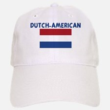 DUTCH-AMERICAN Baseball Baseball Cap