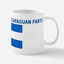 MADE IN US WITH NICARAGUAN PA Mug