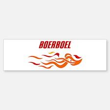 Boerboel (fire dog) Bumper Bumper Bumper Sticker