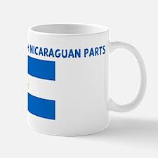 MADE IN AMERICA WITH NICARAGU Mug