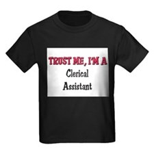 Trust Me I'm a Clerical Assistant T