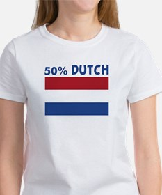 50 PERCENT DUTCH Tee