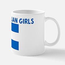 I LOVE NICARAGUAN GIRLS Mug