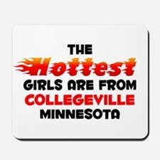 Hot Girls: Collegeville, MN Mousepad