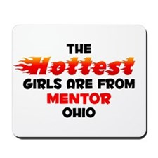 Hot Girls: Mentor, OH Mousepad