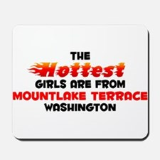 Hot Girls: Mountlake Te, WA Mousepad