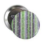 "Vintage Purple and Green 2.25"" Button"