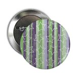 "Vintage Purple and Green 2.25"" Button (10 pack)"