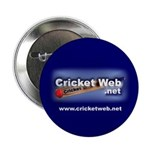 "Cricket Web 2.25"" Button (10 pack)"