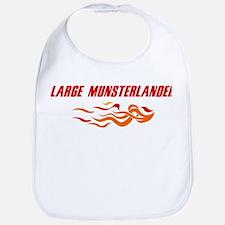 Large Munsterlander (fire dog Bib