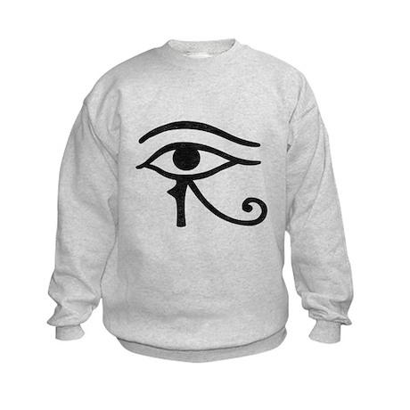 Eye of Ra I Kids Sweatshirt