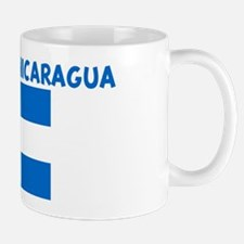 100 PERCENT MADE IN NICARAGUA Mug