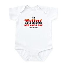 Hot Girls: NSB Kings Ba, GA Infant Bodysuit