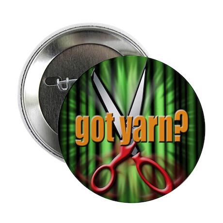 "got yarn 2.25"" Button (10 pack)"