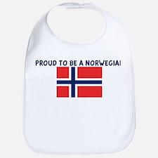 PROUD TO BE A NORWEGIAN Bib