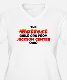 Hot Girls: Jackson Cent, OH T-Shirt