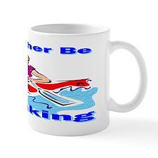 I'd Rather Be Kayaking Small Mug