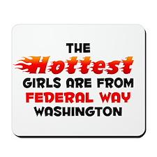 Hot Girls: Federal Way, WA Mousepad