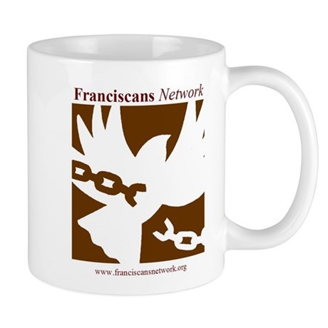 Small FN coffee mug (brown)