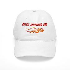 Dutch Shepherd Dog (fire dog) Baseball Baseball Cap