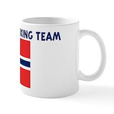 NORWEGIAN DRINKING TEAM Small Mug