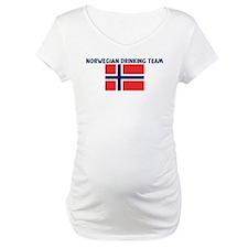 NORWEGIAN DRINKING TEAM Shirt