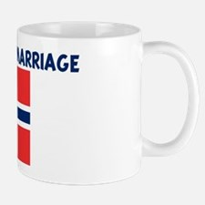 NORWEGIAN BY MARRIAGE Small Small Mug