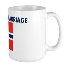 NORWEGIAN BY MARRIAGE Mug