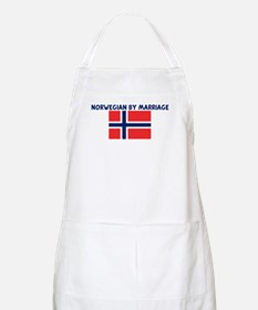 NORWEGIAN BY MARRIAGE BBQ Apron