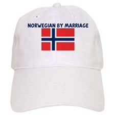 NORWEGIAN BY MARRIAGE Baseball Cap