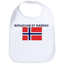 NORWEGIAN BY MARRIAGE Bib