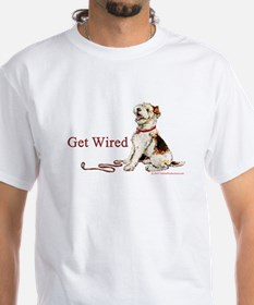 Wire Fox Terrier Dog Walk Shirt
