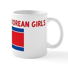 I LOVE NORTH KOREAN GIRLS Mug