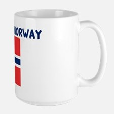 ID RATHER BE IN NORWAY Mug