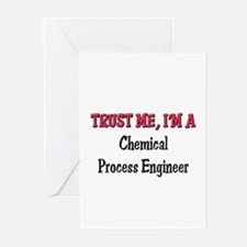 Trust Me I'm a Chemical Process Engineer Greeting