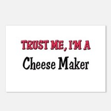 Trust Me I'm a Cheese Maker Postcards (Package of