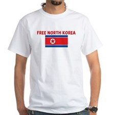 FREE NORTH KOREA Shirt