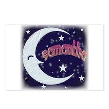 Celestial Samantha Shirt Postcards (Package of 8)