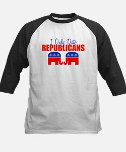 I Only Date Republicans Tee